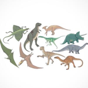 adesivo__murale_dinosauricolori