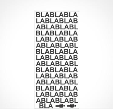 adesivo_murale_blabla