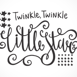 adesivo_murale_little_star