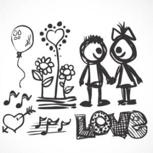 adesivo_murale_love