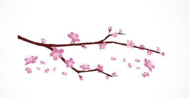 adesivo_murale_ramo_con_fiori