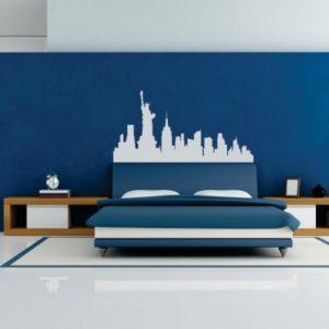 Adesivo Murale Skyline New York