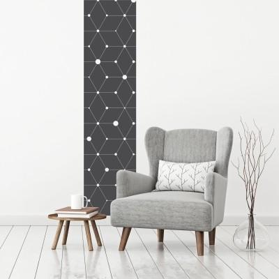 adesivo murale Cornice Geometrica