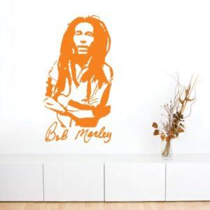 Adesivo Murale Bob Marley