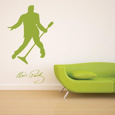 Adesivo Murale Elvis Presley (2)