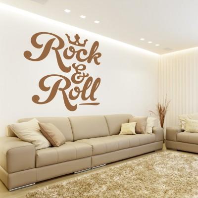 Adesivo Murale Rock&Roll