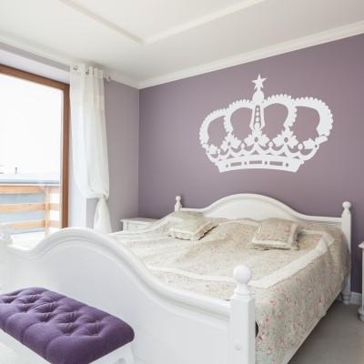 Adesivo Murale Corona da Principessa
