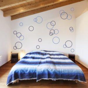 Adesivo Murale Cerchi