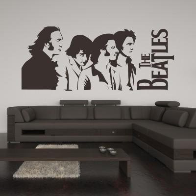 Adesivo Murale The Beatles