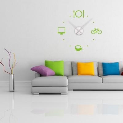 10 Orologi Da Parete Adesivi Per Interni Stickers Factory