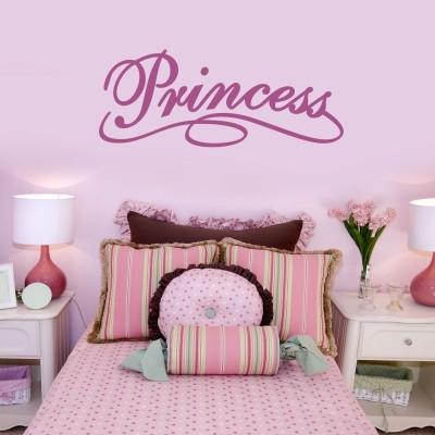 Adesivo Murale Princess