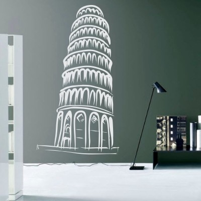 Adesivo murale Torre di Pisa