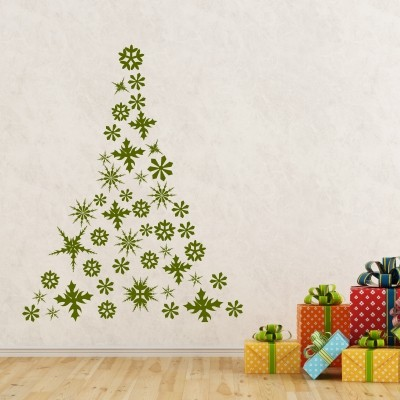 Adesivo murale Albero di Natale