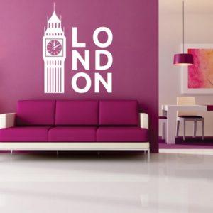 Adesivo Murale London