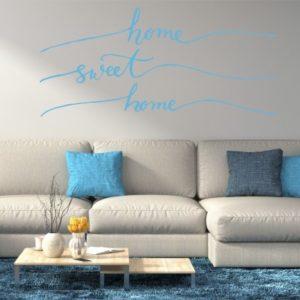Adesivo Murale Home Sweet Home (4)