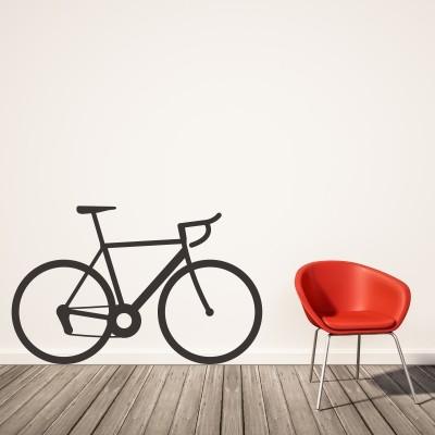 Adesivo Murale Bicicletta