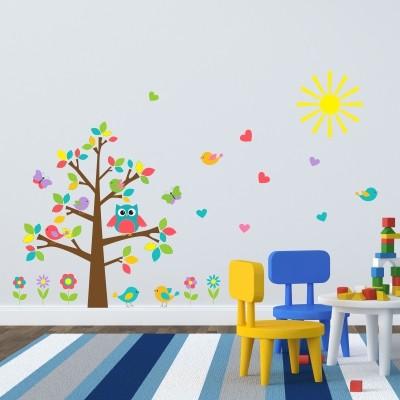 stickers parete camere bambini