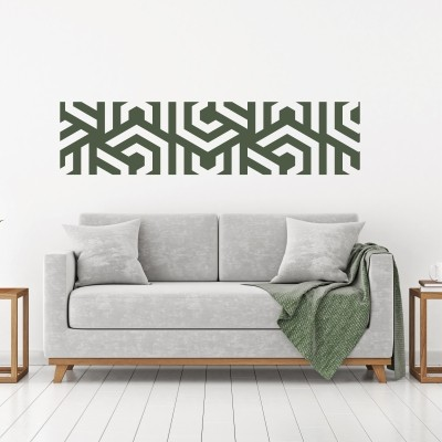 Stickers da Parete Cornice Labirinto