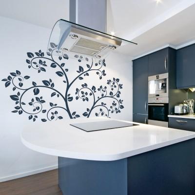 sticker murale cucina